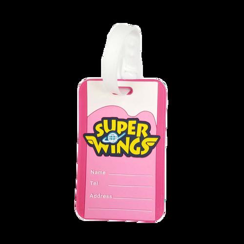 Super Wings超級飛俠 Dizzy-行李牌