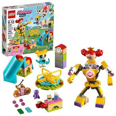 LEGO樂高飛天小女警系列泡泡的遊樂場大決戰 41287