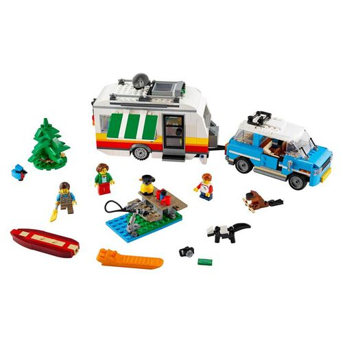 LEGO Creator Expert 3 In 1 家庭式旅行車 31108