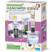 4M綠色工程系列 淨水科學