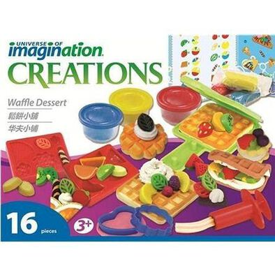 Universe Of Imagination知識小宇宙 食物創作系列