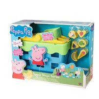 Peppa Pig粉紅豬小妹 形狀積木套裝