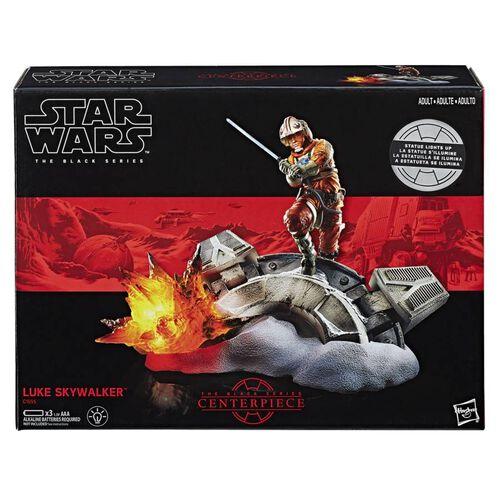 Star Wars星球大戰 Black Series Luke Skywalker情景