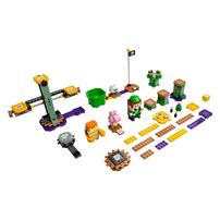 LEGO樂高 Luigi 入門競賽跑道 71387