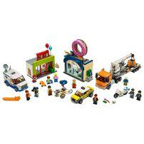 LEGO樂高城市系列 甜甜圈開幕慶典 60233