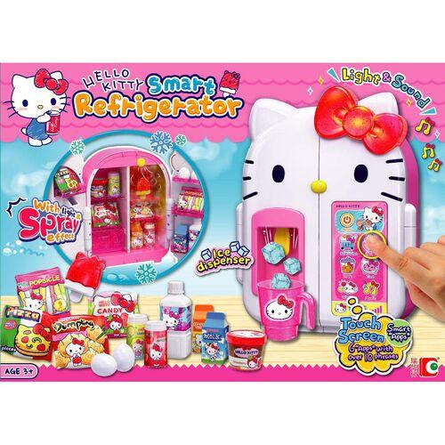 Hello Kitty吉蒂貓 造型智能雪櫃
