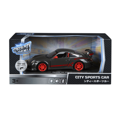 Speed City極速都市 電車