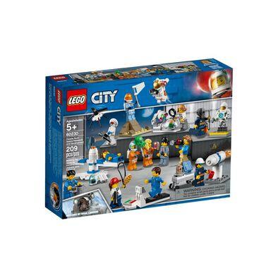 LEGO樂高城市系列 太空科研專員 - 城市人物套裝 60230