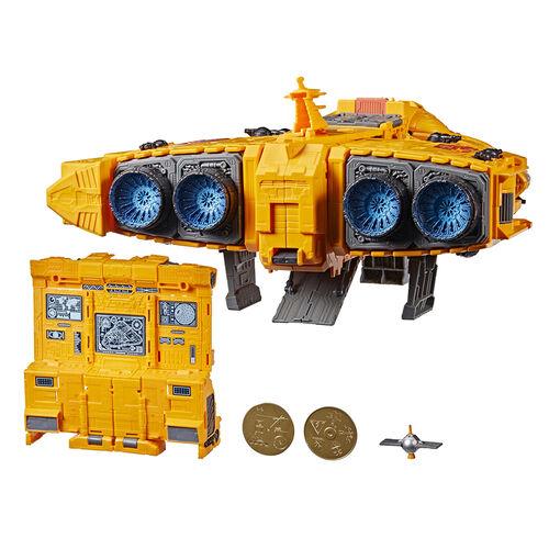 Transformers變形金剛Generations 系列 世代斯比頓之戰:王國泰坦級別 WFC-K30 博派方舟