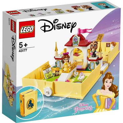 LEGO Disney Princess Belle's Storybook Adventures 43177