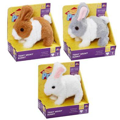 Pitter Patter Pets 跳躍電動兔子 - 隨機發貨