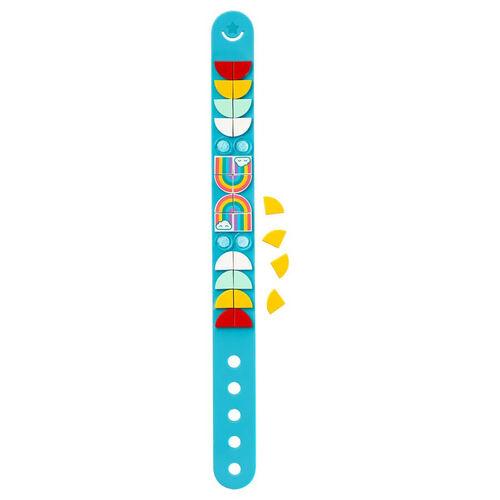 LEGO樂高豆豆系列彩虹手環 41900