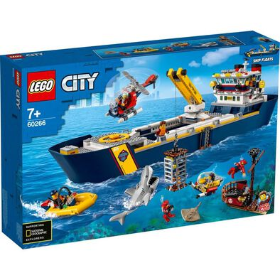 LEGO 海底勘探船 60266