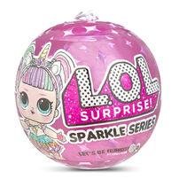 L.O.L. Surprise!驚喜寶貝活力閃亮娃娃 - 隨機發貨