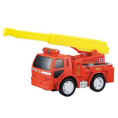 Drive Town No.21 Fire Engine with Ladder