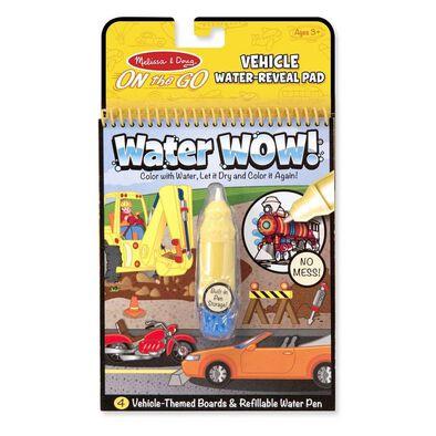 Melissa & Doug瑪麗莎安德water Wow!神奇水畫冊 - 隨機發貨