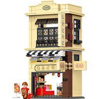 City Story 小城故事 拼裝積木:恆香老餅家·一百週年紀念版