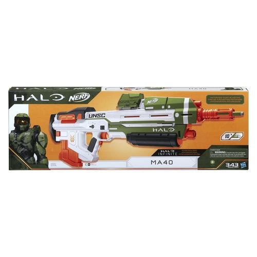 NERF熱火 Nerf Halo (最後一戰系列)  MA40 發射器