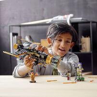LEGO樂高幻影忍者系列 巨石爆破戰機 - 71736