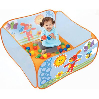 Bru Infant & Preschool 寶寶波波池連45個波波