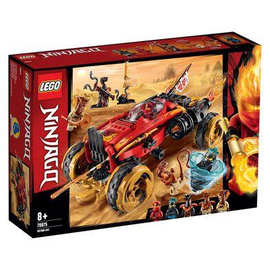 LEGO樂高幻影忍者系列 4X4卡塔拿越野車 70675
