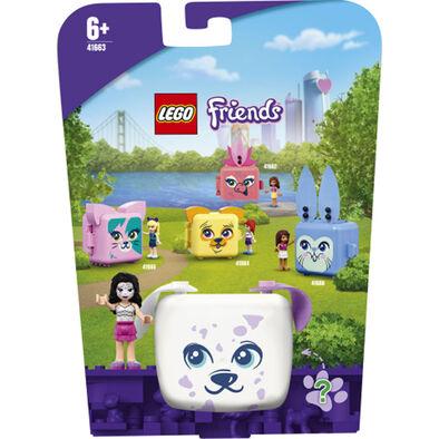 LEGO樂高好朋友系列 Emma 的斑點狗遊戲寶盒 - 41663