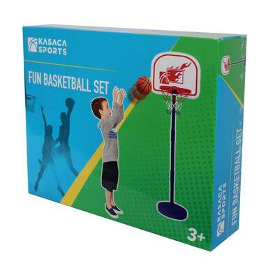 Kasaca Sports 可調校高低籃球套裝