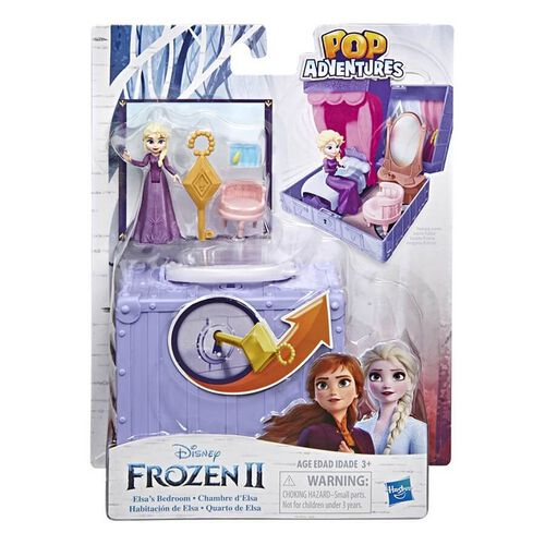 Disney Frozen迪士尼魔雪奇緣 2 大冒險系列套裝 - 隨機發貨