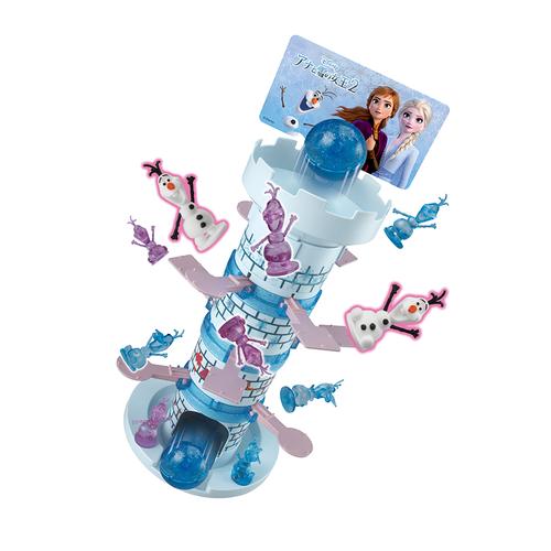 Disney Frozen迪士尼 魔雪奇緣2搖搖塔遊戲