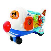 Vtech偉易達 互動學習車系列 客運飛機