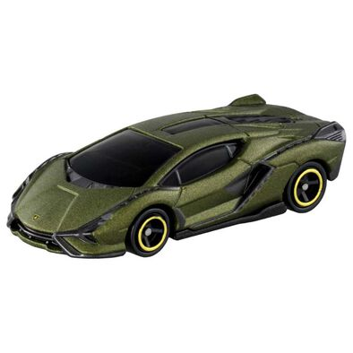 Tomica Bx089 Lamborghini Sian Fkp 37