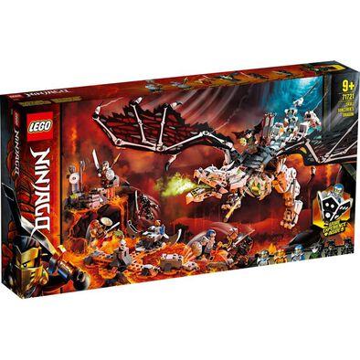 LEGO 骷髏魔法師的龍獸 71721