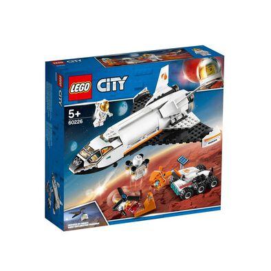 LEGO樂高城市系列 漫遊者1號穿梭機 60226