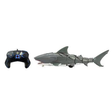 Animal Zone動物叢林 遙控鯊魚車