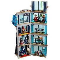 LEGO Marvel Avengers Tower Battle 76166