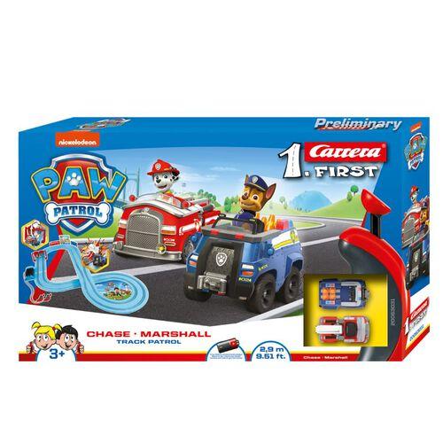 Carrera 電池版系列-汪汪隊立大功路軌玩具 - 2.9米