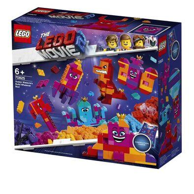 LEGO樂高大電影2系列queen Watevra'S Build Whatever Box! 70825