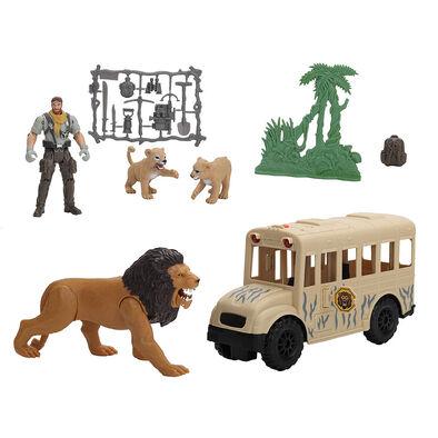 Wild Quest 獅子救援套裝