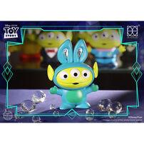 Toy Story反斗奇兵 Herocross 施華洛世奇水晶變裝三眼仔盲盒 - 隨機發貨