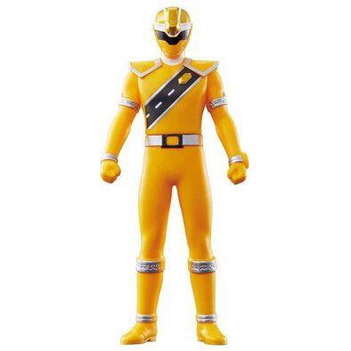 Bandai 魔進戰隊英雄系列 - 煌輝黃戰士