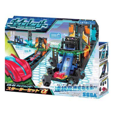 Chain Rencer連鎖飆速車 入門套裝01(CR-01)