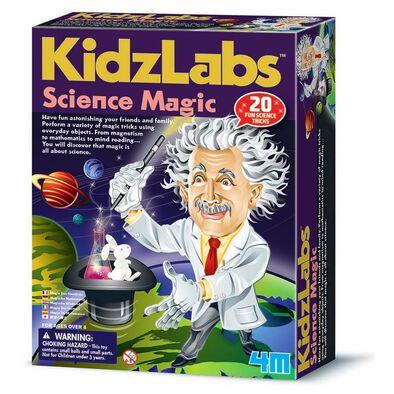 4M創意科學系列 科學魔法