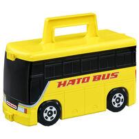 Tomica多美 Hato 巴士手提收納盒