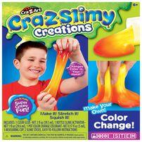Cra-Z-Art Cra-Z-Slimy 鬼口水溫感變色