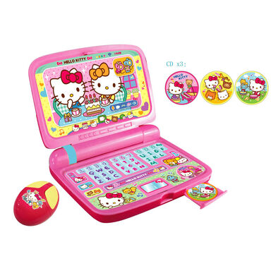 Sanrio三麗鷗 Hello Kitty 發聲手提電腦