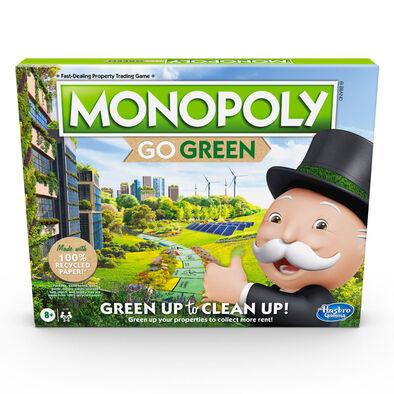 Monopoly大富翁 綠色生活版