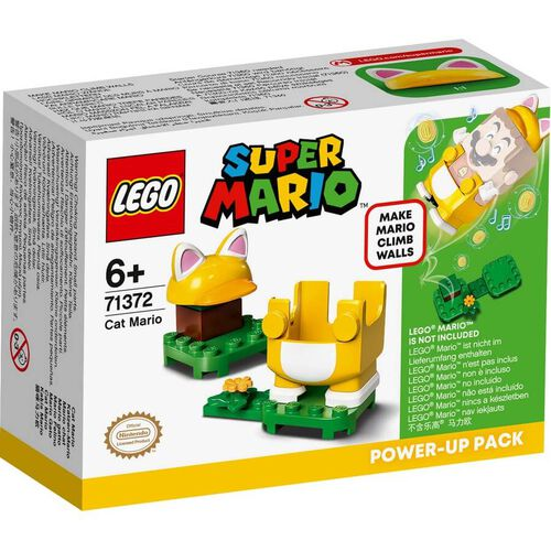 LEGO Super Mario Cat Mario升級換裝 71372