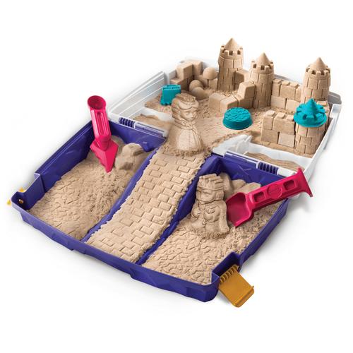 Kinetic Sand動力沙 摺疊盒套裝