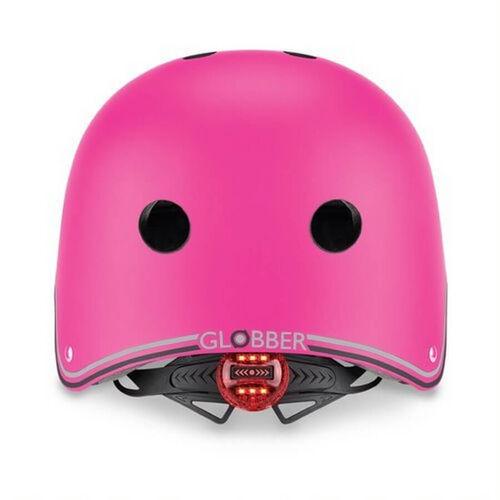 Globber高樂寶 Primo 兒童安全頭盔(霓虹色)