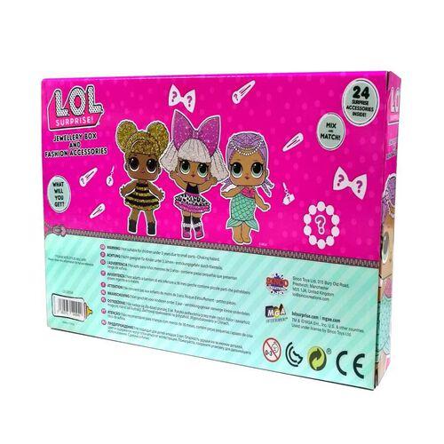 L.O.L. Surprise!驚喜寶貝 首飾盒套裝